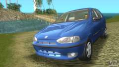 Fiat Palio turquoise for GTA Vice City