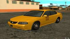 Chevrolet Impala Taxi 2003 for GTA San Andreas