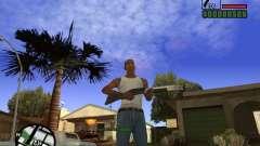 Pak weapons for GTA San Andreas