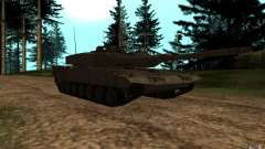 Leopard 2a7 for GTA San Andreas