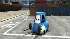 Guido of Cars Mater-National