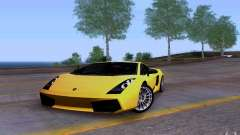 Lamborghini Gallardo Superleggera олива for GTA San Andreas