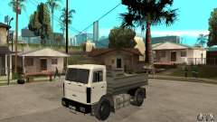 5551 MAZ Truck for GTA San Andreas