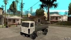5551 MAZ Truck