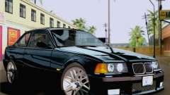 BMW M3 E36 New Wheels for GTA San Andreas