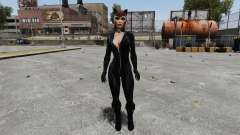 Cat woman for GTA 4