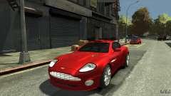Aston Martin Vanquish S v2.0 tinted