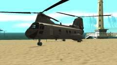 Helicopter Leviathan for GTA San Andreas