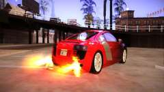 Effects of exhaust pipe for GTA San Andreas