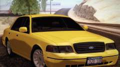 Ford Crown Victoria Interceptor for GTA San Andreas