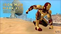 Iron Man Mark 42 for GTA San Andreas