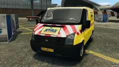 Ford Transit NY Airport Service [ELS] for GTA 4