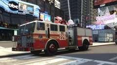 Fire Truck FDNY