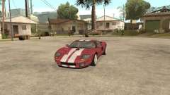 Ford GT 2005 for GTA San Andreas