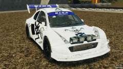 Colin McRae KING Rallycross hatchback 3 doors for GTA 4