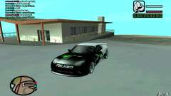 Mazda RX7 Drift for GTA San Andreas