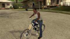Diamondback strike Beta for GTA San Andreas