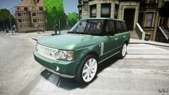 Range Rover Supercharged v1.0 for GTA 4
