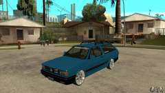 VW Parati GLS 1989 JHAcker edition for GTA San Andreas
