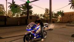 Suzuki GSXR 750 Limited v1.0 for GTA San Andreas