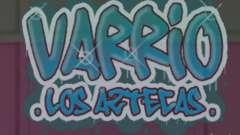 New LS gang tags for GTA San Andreas