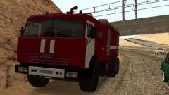 KAMAZ 53229 Firefighter