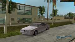 Mercedes-Benz 600SEC (C140) 1992 for GTA Vice City