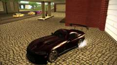 Dodge Viper TT for GTA San Andreas