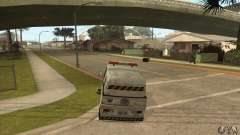 Work Street Sweeper for GTA San Andreas