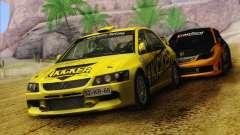 Mitsubishi Lancer Evolution IX Rally for GTA San Andreas