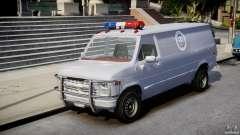 Chevrolet G20 Police Van [ELS]