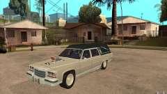 Cadillac Fleetwood 1985 Hearse Tuned