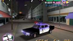 Police Ford AMC Matador for GTA Vice City
