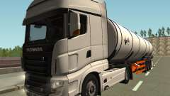 Scania R700 Euro 6 for GTA San Andreas