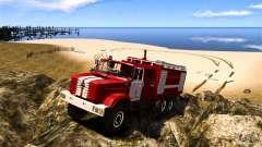 ZIL 433474 Firefighter