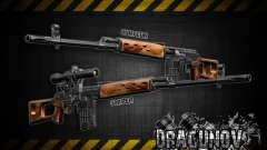 Dragunov sniper rifle v 2.0