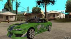 Nissan Silvia S14a JardinE Drift for GTA San Andreas