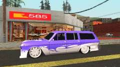 GAZ 24-12 Lowrider for GTA San Andreas