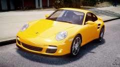 Porsche 911 Turbo V3.5 for GTA 4