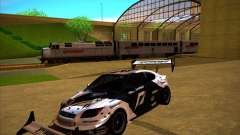 Scion tC black for GTA San Andreas