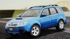 Subaru Forester XT 2008