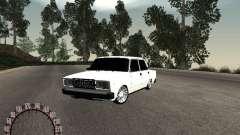 Vaz 2107 BPAN for GTA San Andreas