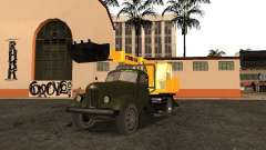 ZIL 157 GVC-32 for GTA San Andreas