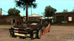 Toyota Corolla AE86 Grid for GTA San Andreas