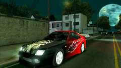 Honda Prelude with tuning