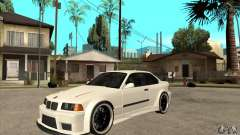 BMW M3 E36 1994 for GTA San Andreas