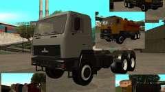 Super MAZ 5551