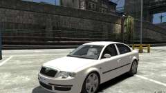 Skoda SuperB for GTA 4