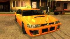 Taxi Sultan for GTA San Andreas