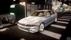 BMW M5 E39 Stock 2003 v3.0